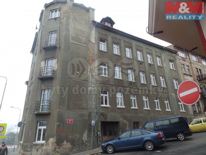 Pronájem, byt 2+1, 70 m2, Děčín II - Nové Město