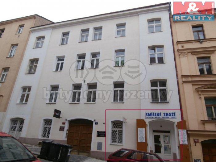 Pronájem, obchodní prostory, 72 m2, Praha 3 - Žížkov