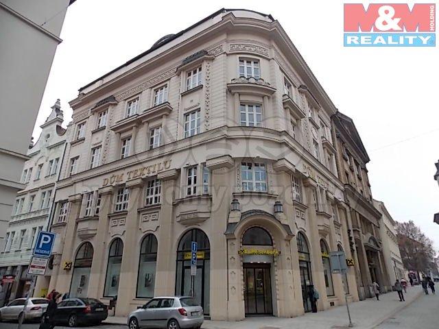 Pronájem, kancelářské prostory, 216 m2, Plzeň