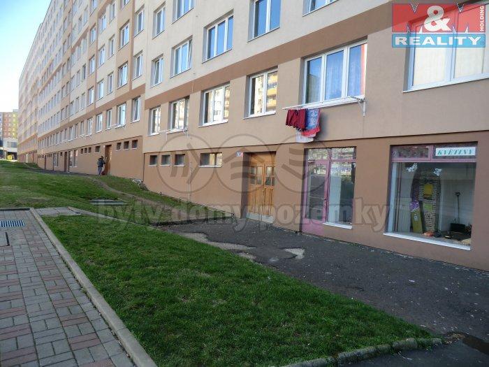 Prodej, obchodní prostor, 28 m2, Most, ul. Lidická