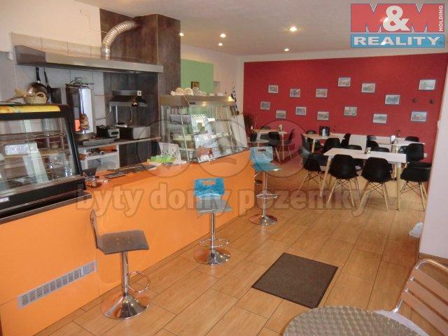 Prodej, taverna, 97 m2, Chomutov, ul. Mostecká