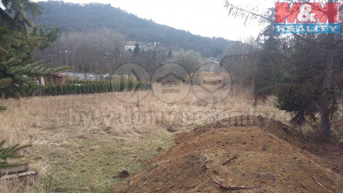 Prodej, stavební pozemek, 1008 m2, Most - Pod Širokým vrchem
