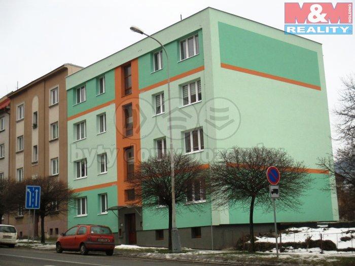 Pronájem, byt 2+1, 46 m2, Děčín II - Nové Město