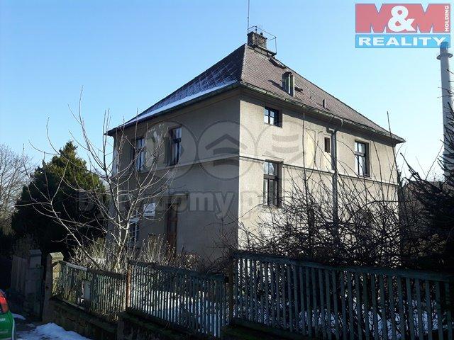 Prodej, rodinný dům, 94 m2, Děčín VI, ul. Nedokončená