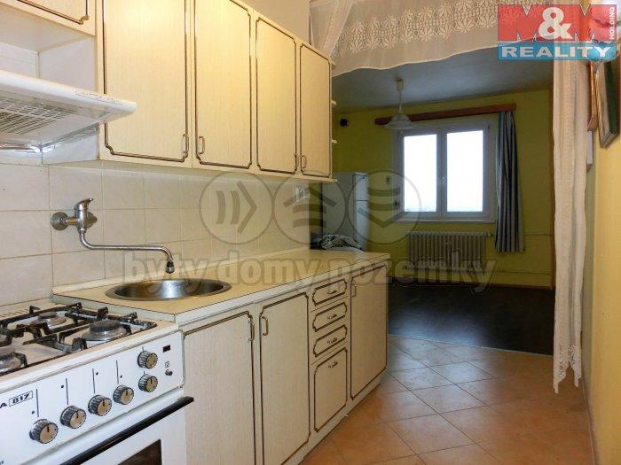 Prodej, byt 2+1, 62 m2, OV, Karlovy Vary, ul. Lidická