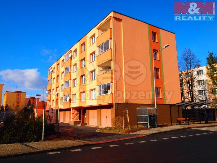 Prodej, byt 2+1, 66 m2, OV, Žatec, ul. Dukelská