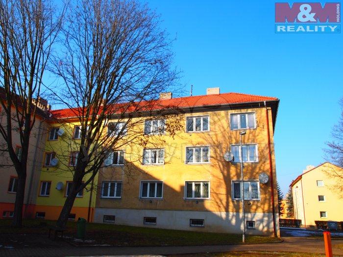 Prodej, byt 2+1, 55 m2, OV, Podbořany, ul. Bratří Čapků