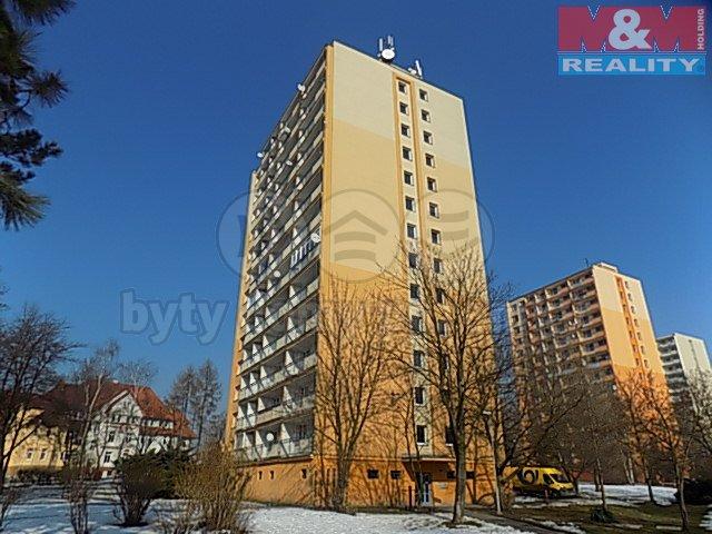 Prodej, byt 1+1, 42 m2, DV, Teplice, ul. Jana Koziny