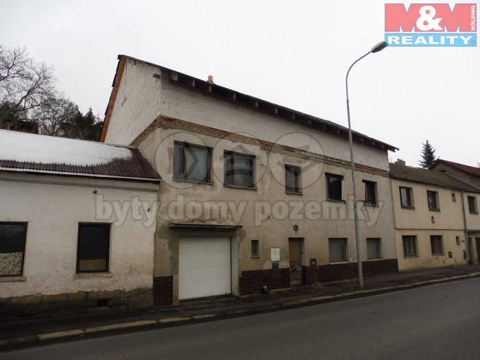 Prodej, nájemní dům, Mladá Boleslav, ul. Pražská