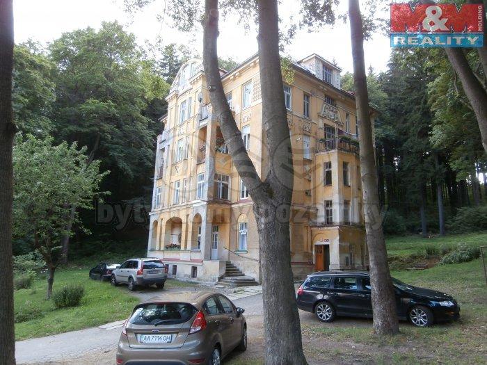 Prodej, byt 2+1, 67 m2, Mariánské Lázně, ul. Ruská