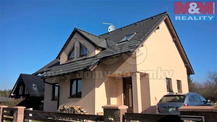 Prodej, rodinný dům, 4+1, 735 m2, Babice u Říčan