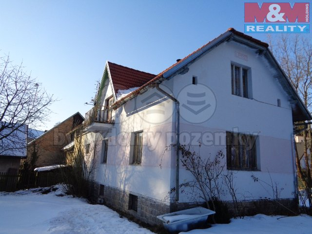 Prodej, rodinný dům, 4+kk, Menčice u Všestar