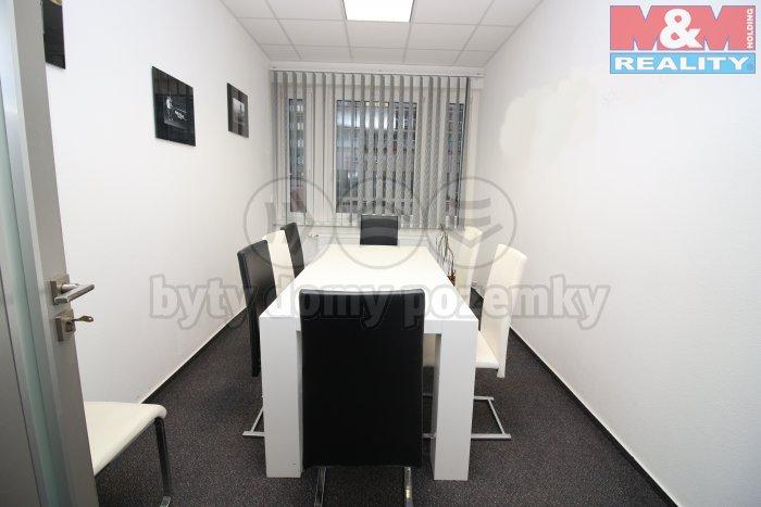 Prodej, kanceláře, 170 m2, Praha 10 - Vršovice