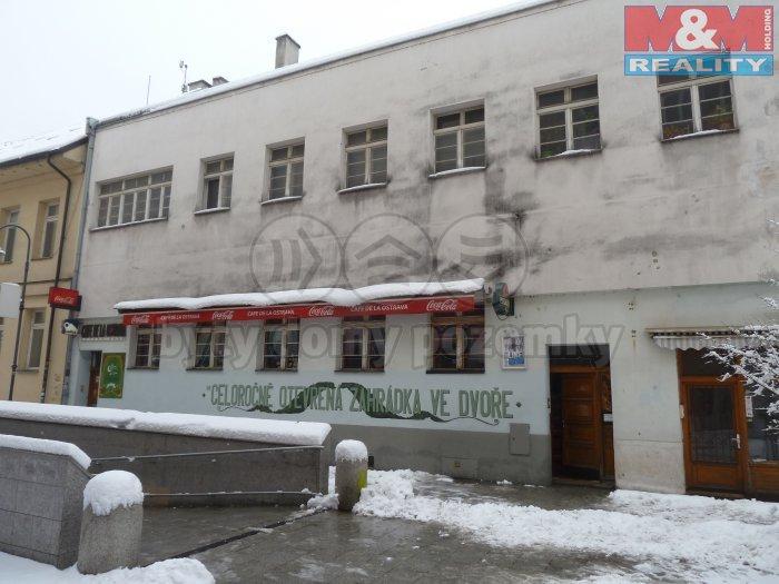 Prodej, komerční prostory, 167 m2, Ostrava, ul.Stodolní