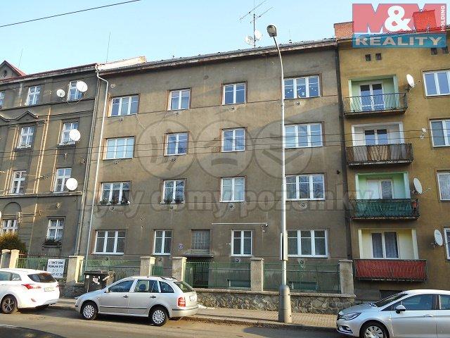Pronájem, byt 2+1, 53 m2, Ústí nad Labem - centrum
