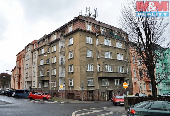 Prodej, byt 3+1, OV, 96 m2, Teplice, ul. Mostecká