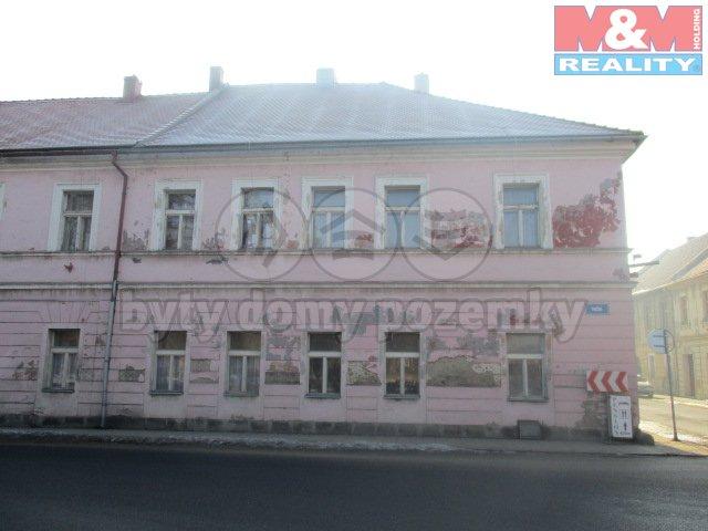 Prodej, byt 3+1 Terezín ul. Pražská
