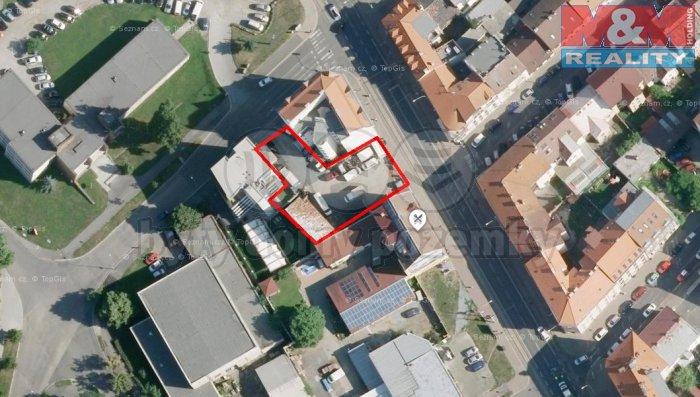 Prodej, stavební pozemek, 841m2, Plzeň - Slovany