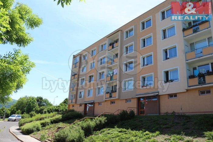 Prodej, byt 1+1, DV, 34 m2, Neštěmice, ul. Hluboká