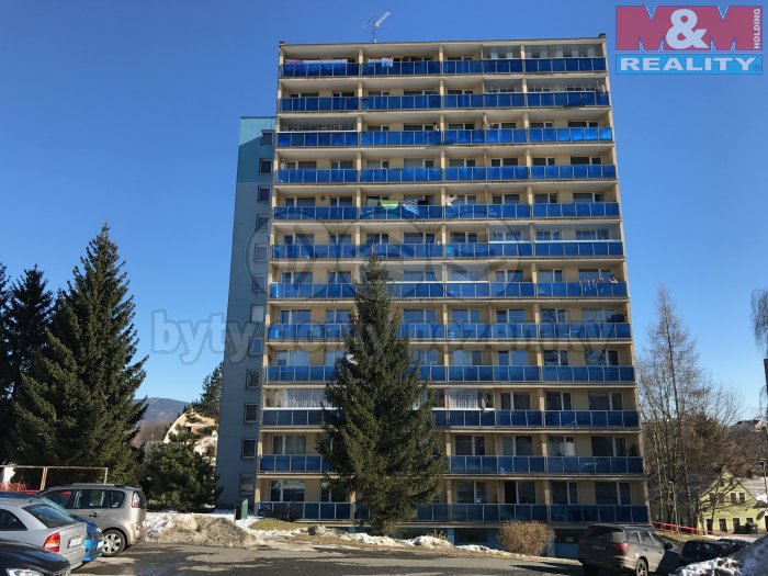 Prodej, byt 3+1, 80 m2, DV, Liberec, ul. Tovární