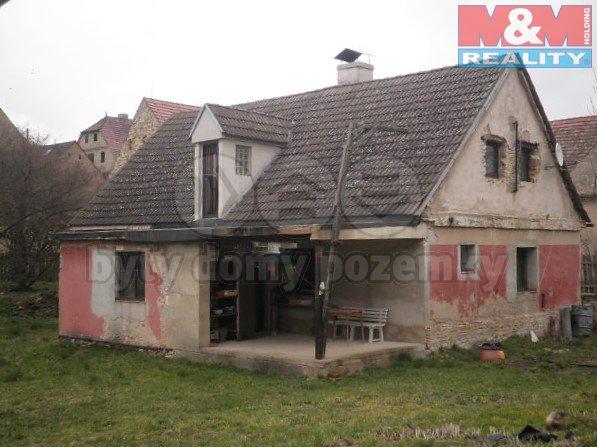 Prodej, rodinný dům 6+1, Vrutice