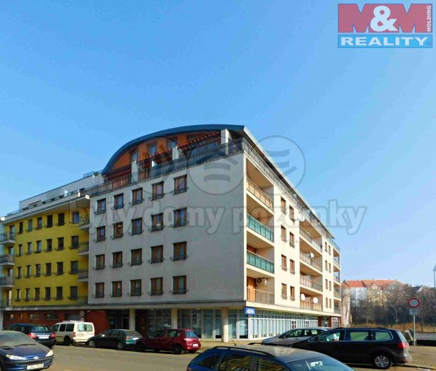 Prodej, byt 3+kk/T, 93 m2, OV, Praha 10 - Vršovice