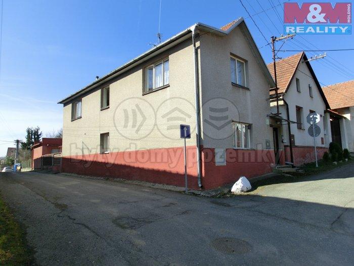 Prodej, rodinný dům, 336 m2, Trhový Štěpánov