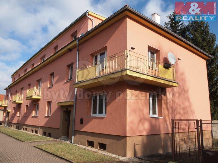 Prodej, byt 1+kk, 29 m2, OV, Žatec, ul. Sládkova