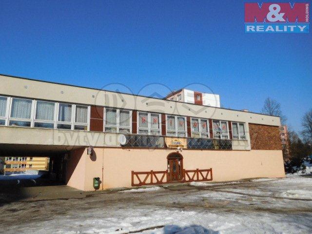Prodej, nebytové prostory, 53 m2, Karlovy Vary