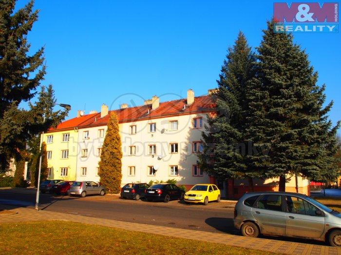 Prodej, byt 2+1, 56 m2, OV, Podbořany, ul. Komenského