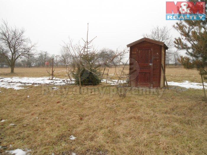 Prodej, zahrada 1299 m2, Osek nad Bečvou