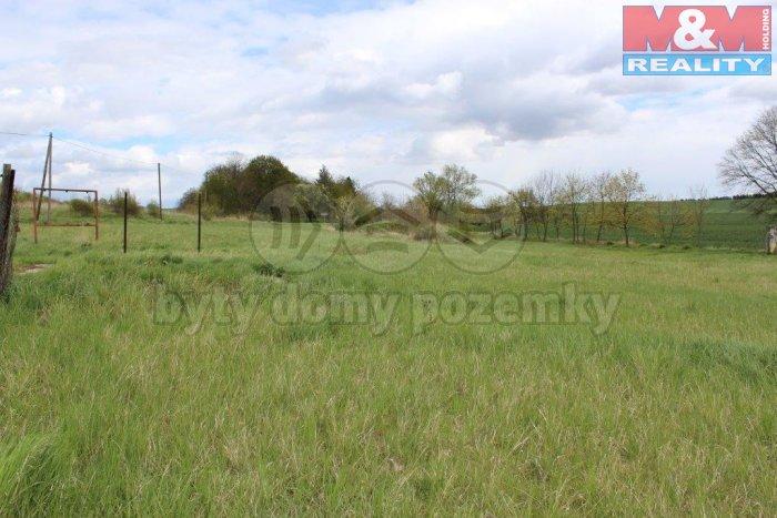 Prodej, pozemek, 5845 m2, Podbořany, ul. Mírová
