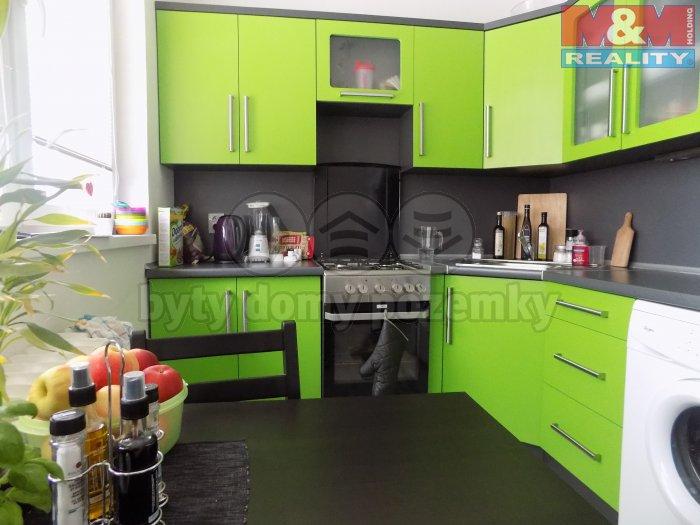 Prodej, byt 2+1, 54 m2, Ostrava- Hrabůvka, ul. Fr. Hajdy
