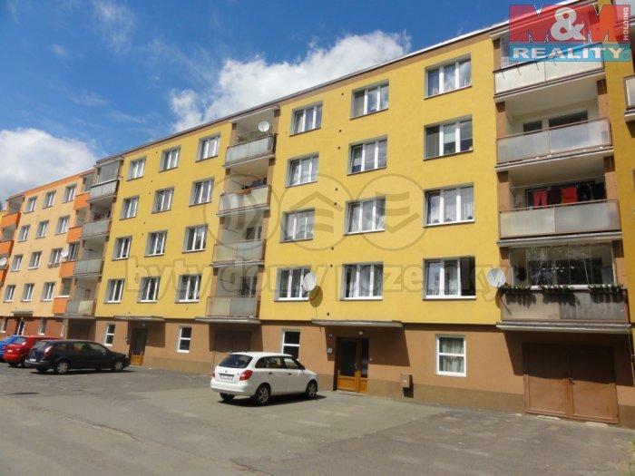 Prodej, byt 2+1, 65 m2, Žlutice, okr. Karlovy Vary