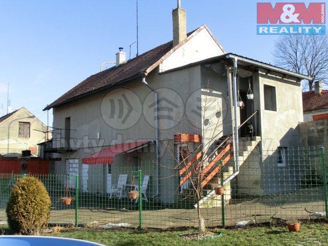 Prodej, rodinný dům, 4+1, 180 m2, Vojnice u Koštic