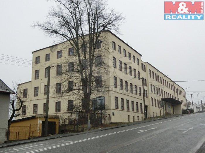 Prodej, výrobní objekt, 3768 m2, Březová nad Svitavou