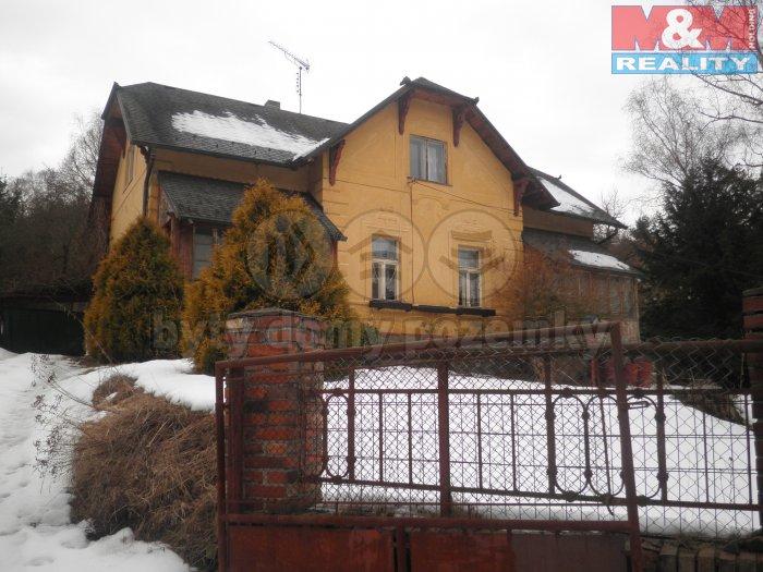 Prodej, rodinný dům, 290 m2, Senohraby, prvorepubliková vila