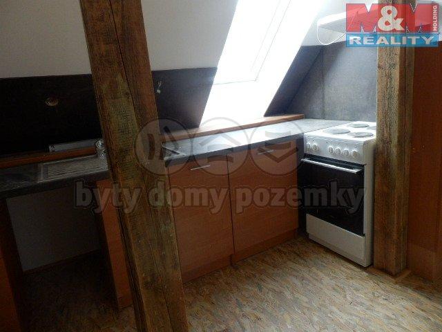 Pronájem, byt 1+1, 45 m2, Liberec - Rochlice