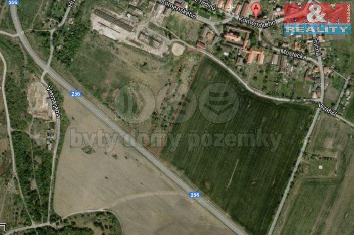 Prodej, pozemek, 17913 m2, Mariánské Radčice