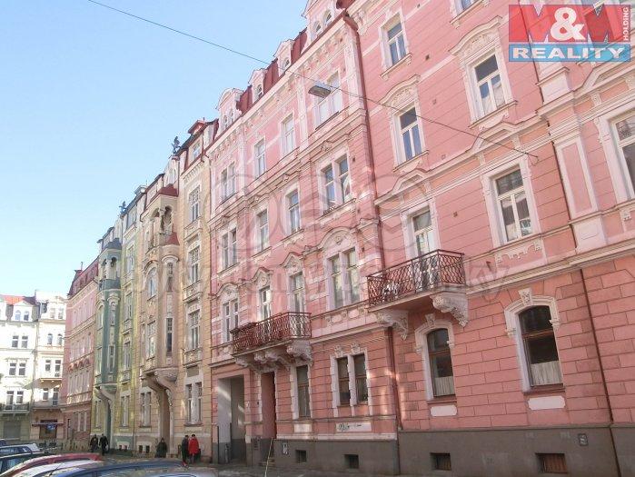 Prodej, byt 3+kk, OV, 72 m2, Karlovy Vary, Koptova ul.