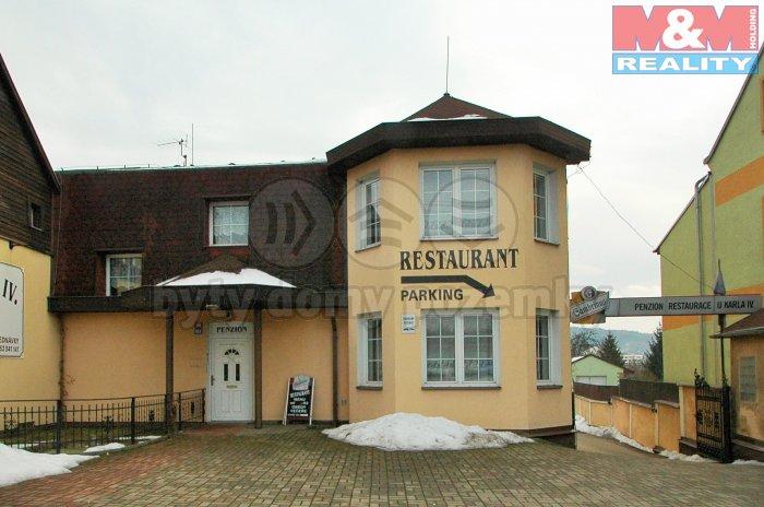 Prodej, penzion, OV, Karlovy Vary - Dvory