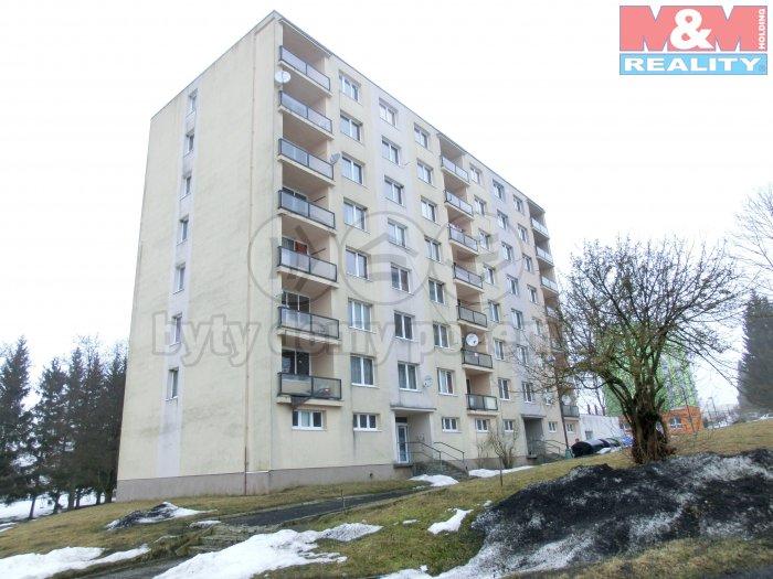Prodej, byt 2+1, 60 m2, OV, Rovná u Sokolova