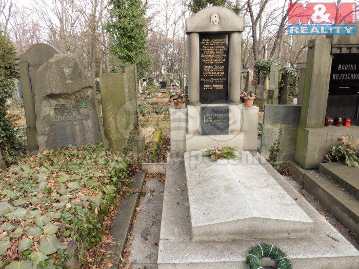 Prodej, hrobka, 3 m2, Praha 3 - Žižkov