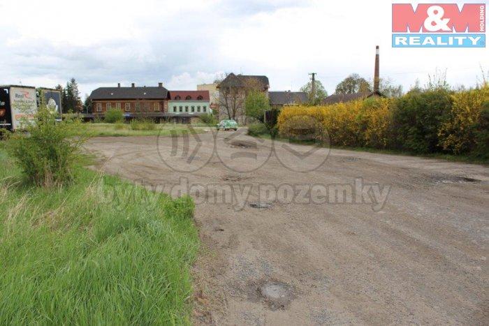 Prodej, pozemek, 2326 m2, Podbořany, ul. Vroutecká