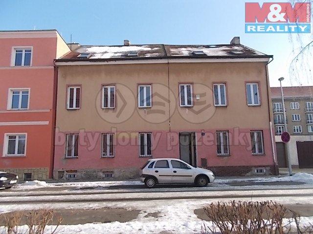 Pronájem, byt 2+1, 48 m2, OV, Ústí nad Labem, ul. Těšínská