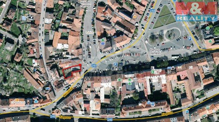 Prodej, stavební pozemek, 471 m2, Roudnice n./Labem