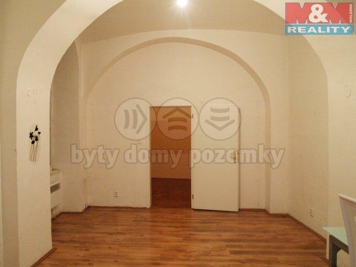 Pronájem, nebytový prostor 2+1, 52 m2, Praha 1 - Staré Město