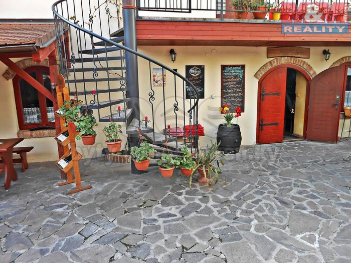 Prodej, restaurace, 536 m2, Mikulov