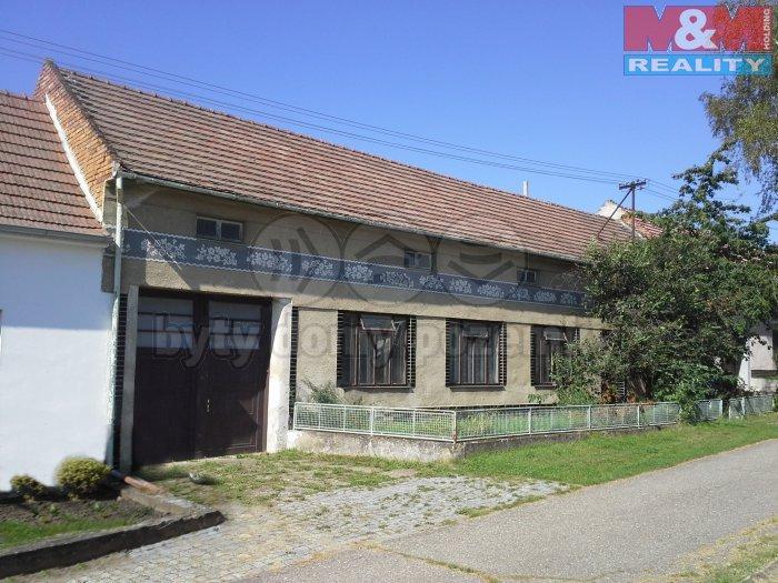 Prodej, rodinný dům, Terezín, okres Hodonín