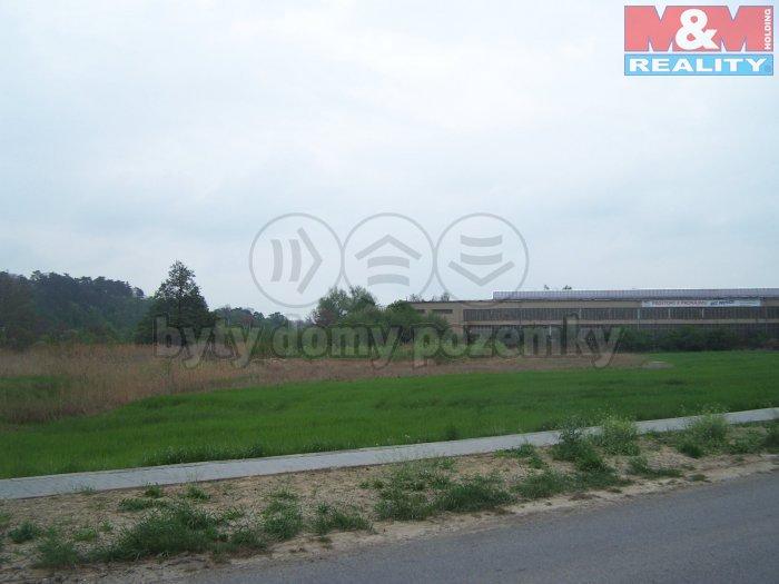 Prodej, pozemek, 2101 m2, Bučovice, ul. Ždánská